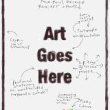 Art Goes Where? (2012)